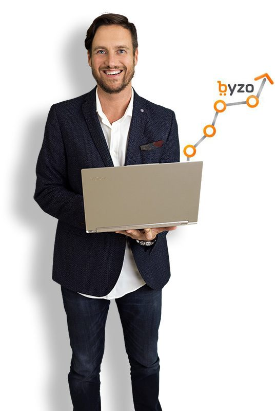 Anton Röckenwagner, CEO Byzo Software